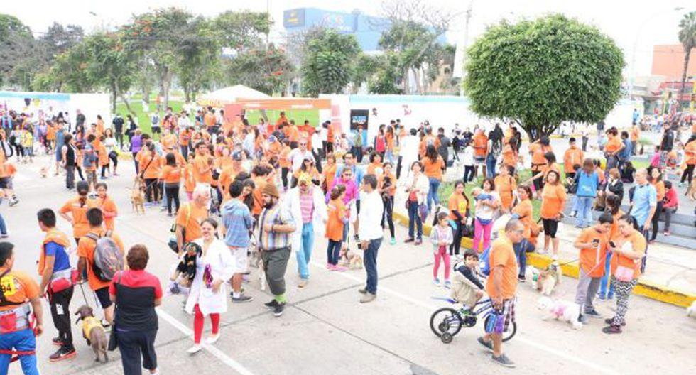 Mascotatón 2018 se realizará este 6 de mayo. Foto: Municipalidad de San Miguel