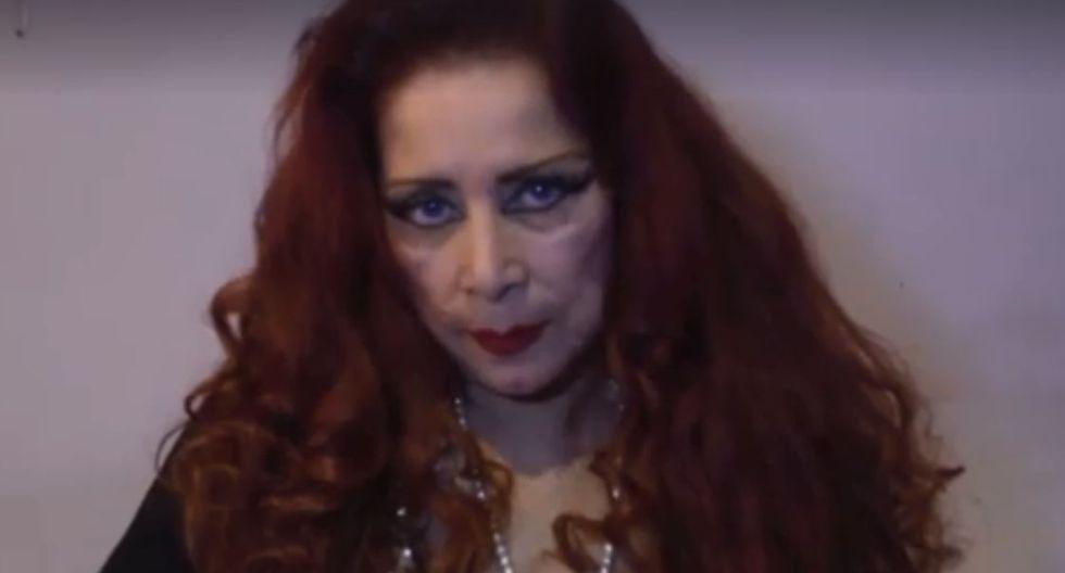 """Monique Pardo es la """"Muchacha mala de la historia"""" para la ANTIFIL. (Foto: Captura Facebook AntiFil)"""