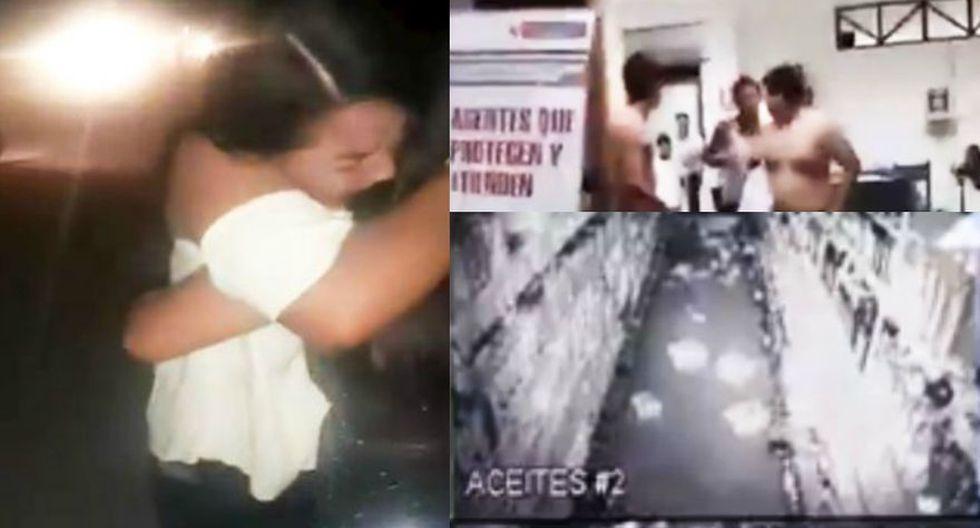 Sismo en Loreto: Los videos que muestran los minutos de horror que vivimos los peruanos. (Captura)