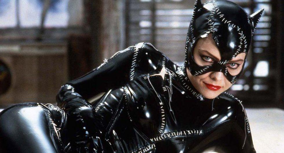 Michelle Pfeiffer en 'Batman Returns'.