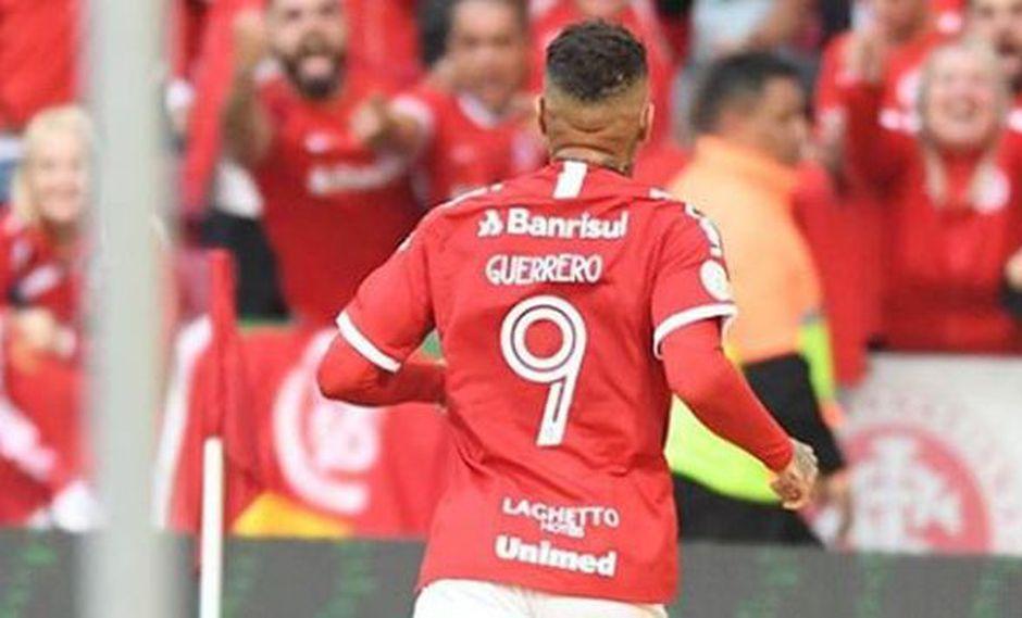 Paolo Guerrero: Guangzhou Evergrande analiza fichar al peruano, según medio chino