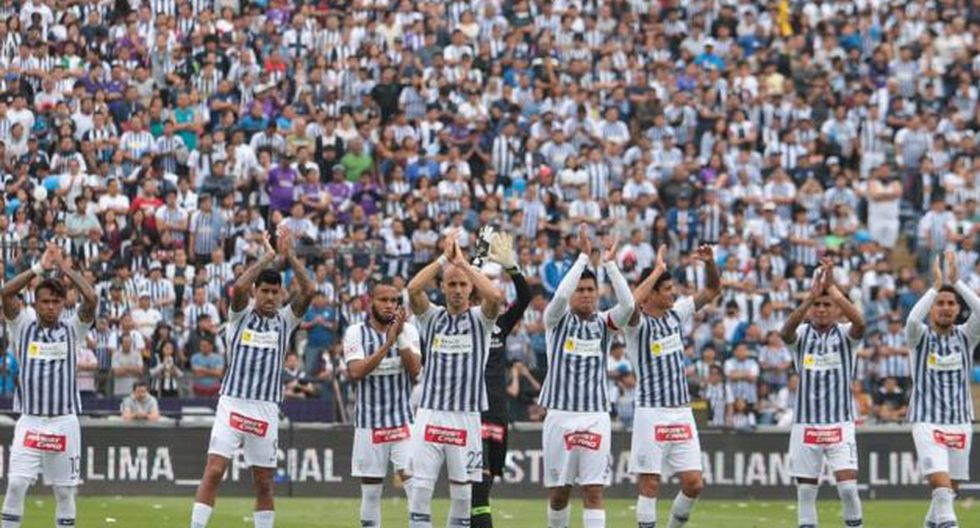 Alianza Lima y Binacional definirán al campeón del fútbol peruano este domingo en Matute. (Foto: Alianza Lima)