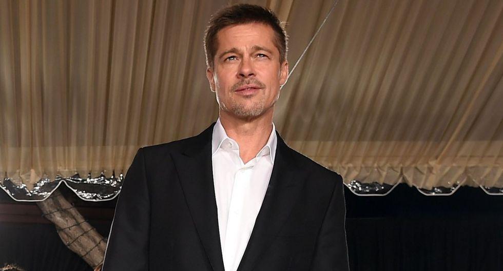 """Brad Pitt confiesa: """"Cada vez actúo menos porque creo que Hollywood es para chicos jóvenes"""". (Foto: AFP)"""