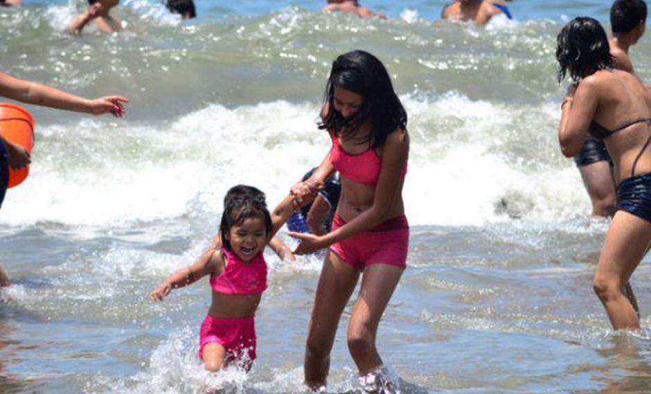 Conoce qué playas de Lima son las más peligrosas para los bañistas