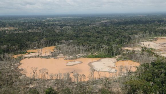 Madre de Dios es una de las regiones afectadas por la deforestación. (Imagen referencial/Archivo)