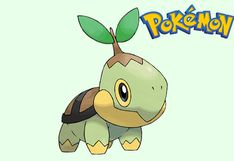 Pokémon GO: por qué aparece Turtwig en sombra