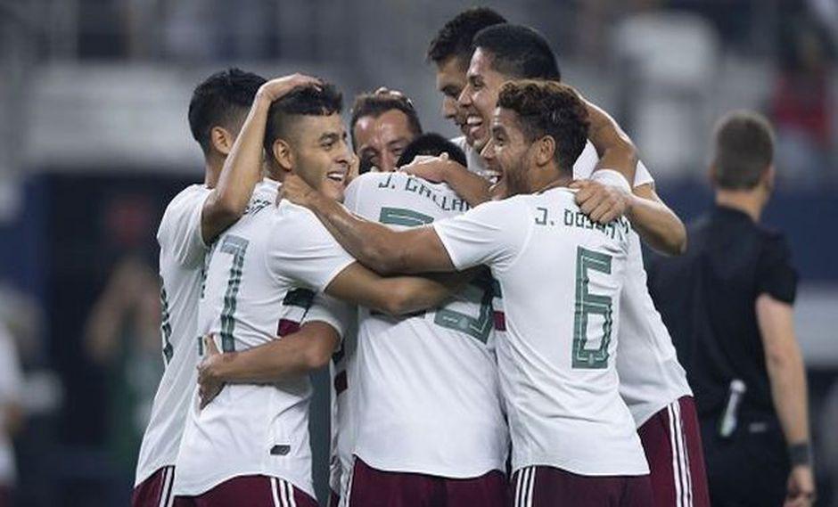 México vs. Cuba: ¿cuánto pagan las casas de apuestas para el partido del Grupo A de Copa Oro 2019?