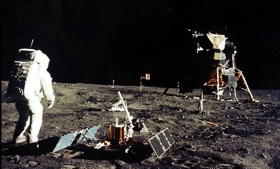 FIL Lima: la feria conmemora el 50° aniversario de la llegada del Apollo 11 a la Luna