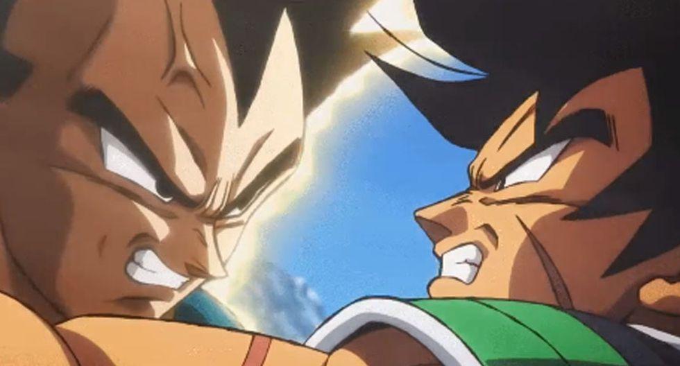 """Dragon Ball Super: Broly"": ¿por qué Vegeta no usó el Super Saiyan Blue Evolution contra Broly? (Foto: Toei Animation)"