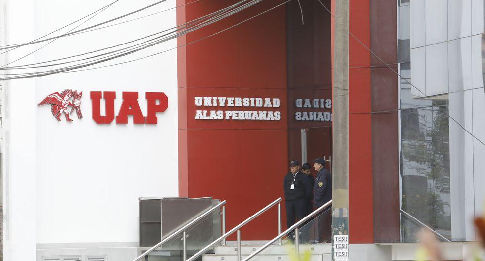 La Universidad Alas Peruanas afronta un proceso de investigación por parte de Sunedu. (GEC)