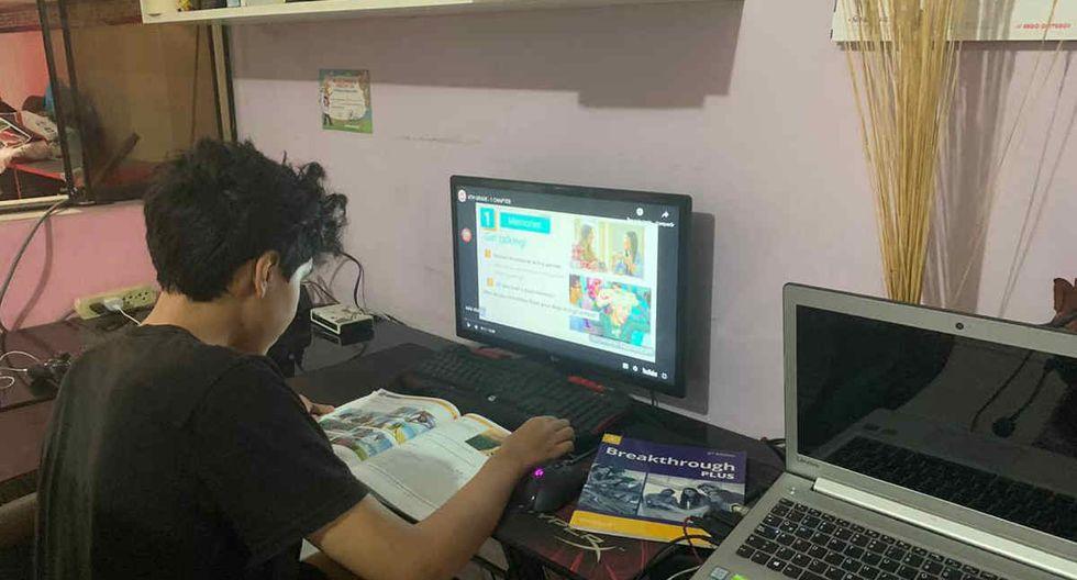 Miles de niños serán beneficiados con clases virtuales gratuitas ...