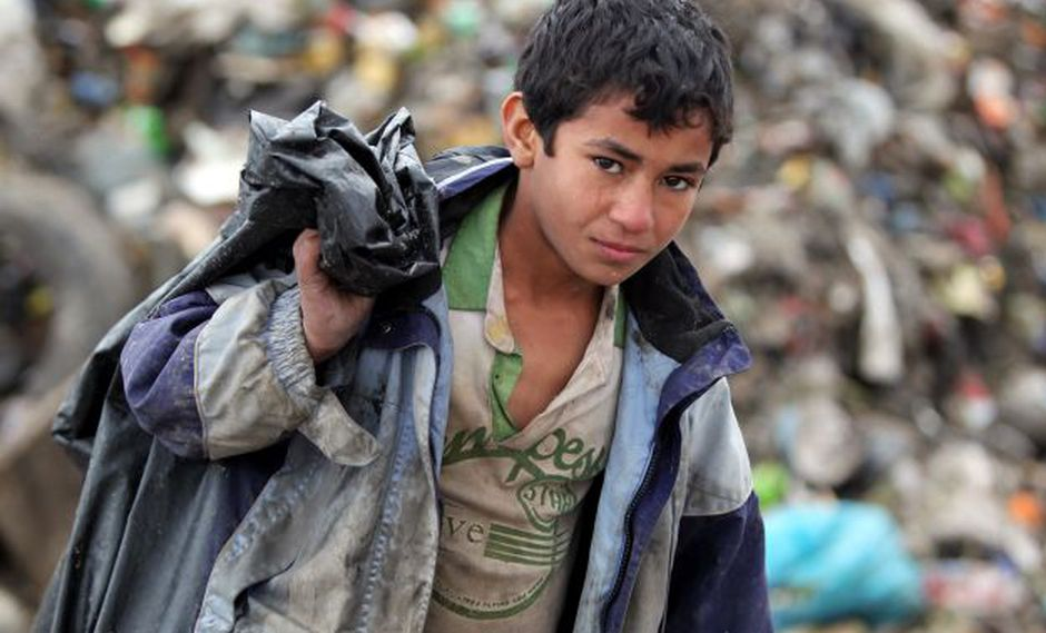 Hay unos mil millones de pobres en el mundo, según PNUD