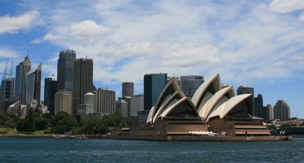 22. Sidney, Australia: Una de las urbes más multiculturales del mundo, combina la riqueza natural de sus playas con una arquitectura muy moderna. (Wikipedia Creative Commons)