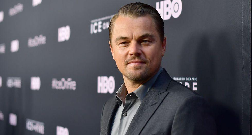 Leonardo DiCaprio y su noble gesto al ayudar a turista perdido en Nueva York. (Foto: AFP)
