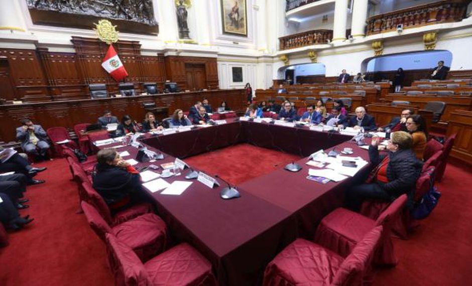 Reforma Política: Pleno revisará este jueves dictámenes aprobados en Constitución