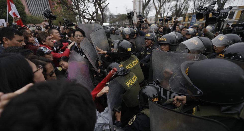 El pasado 30 de setiembre Vizcarra anunció hoy la disolución constitucional del Congreso de la República y la convocatoria a nuevas elecciones parlamentarias. (Foto: Anthony Niño de Guzmán)