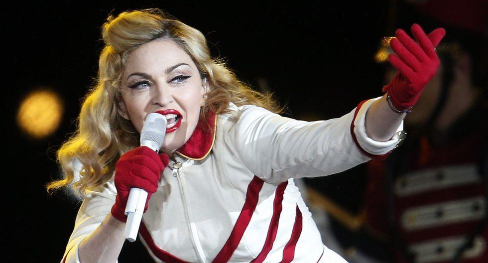 Madonna será homenajeada en Nueva York por su defensa de la comunidad LGBTQ. (Foto: EFE)