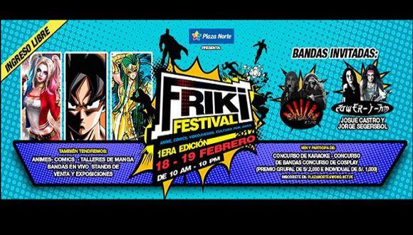 Friki Fest 2017