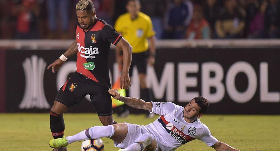 Melgar visita Palmeiras este martes por el grupo F de la Copa Libertadores. (Foto: EFE)