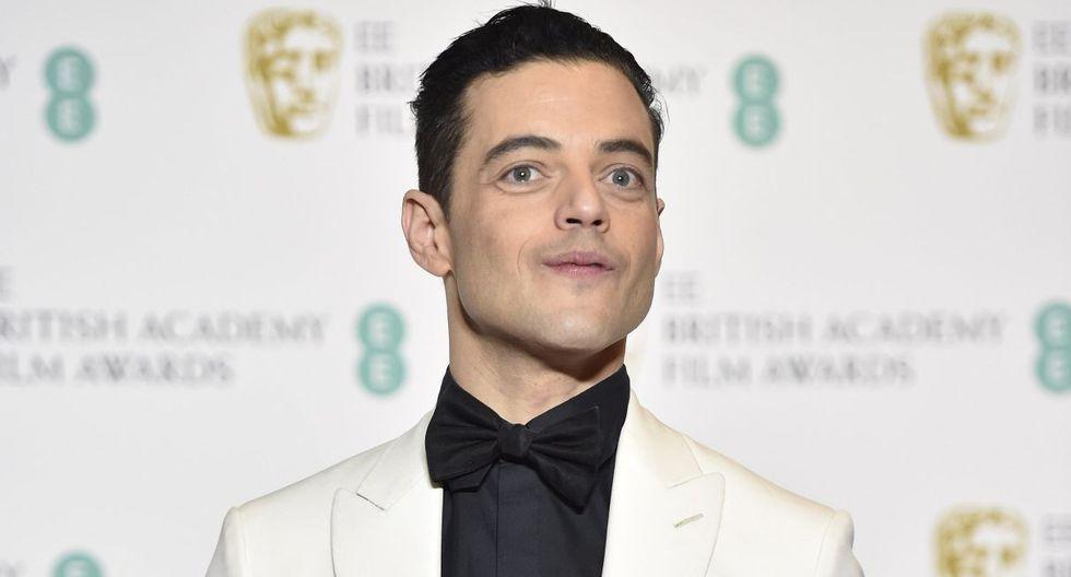 Rami Malek puso una condición para interpretar al villano de la nueva película de 'James Bond'. (Foto: Agencias)
