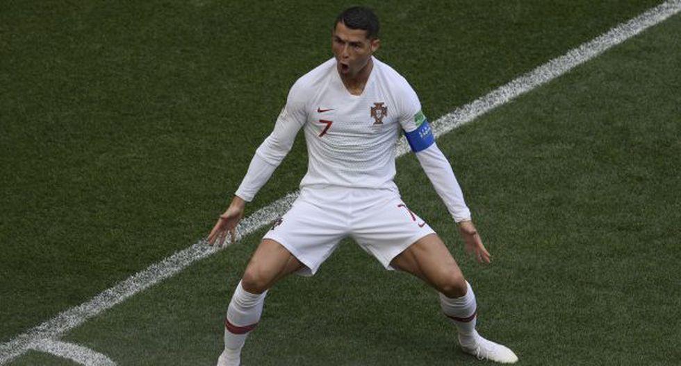 Cristiano Ronaldo liderará el ataque de Portugal en la final de la UEFA Nations League ante Holanda. (Foto: AFP)