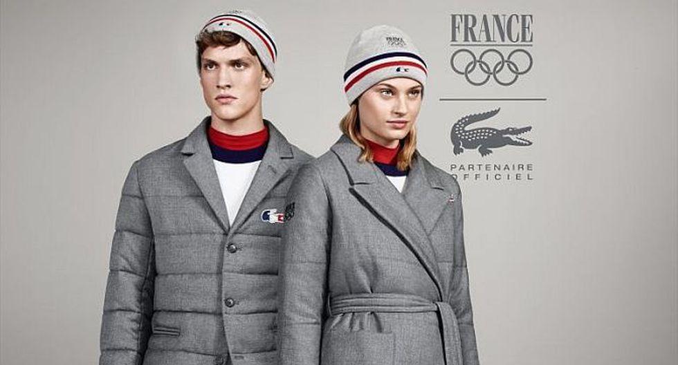La delegación francesa deslumbró a todos en la inauguración de los Juegos Olímpicos. Fue elegida como la 'mejor vestida' por la mayoría de los medios especializados. (Foto: luxuo.com)