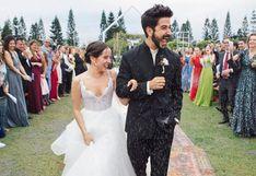 Camilo y Evaluna Montaner comparten fotos de su luna de miel