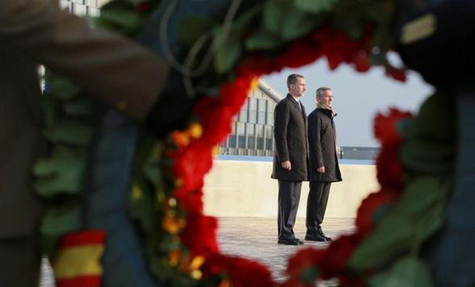 """El rey Felipe IV pidió que la colaboración entre la UE y la OTAN sea """"complementaria"""" y evite """"innecesarios solapamientos y duplicaciones"""". (Foto: EFE)"""