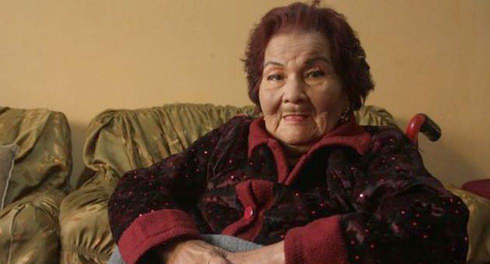 Carmencita Lara falleció este martes por razones aún desconocidas. Foto: USI