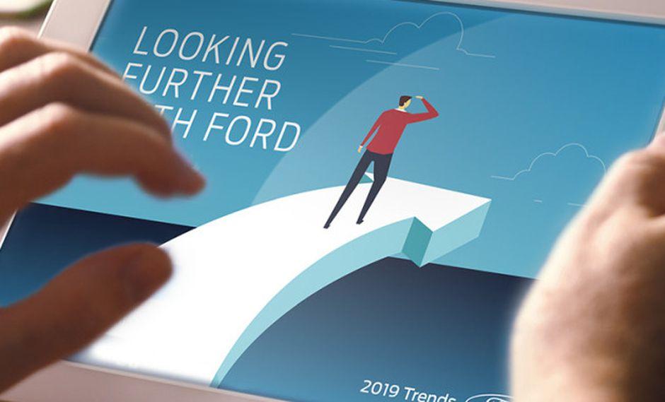 Ford lanza informe de tendencias 2019 donde explora los nuevos comportamientos que están cambiando el mundo