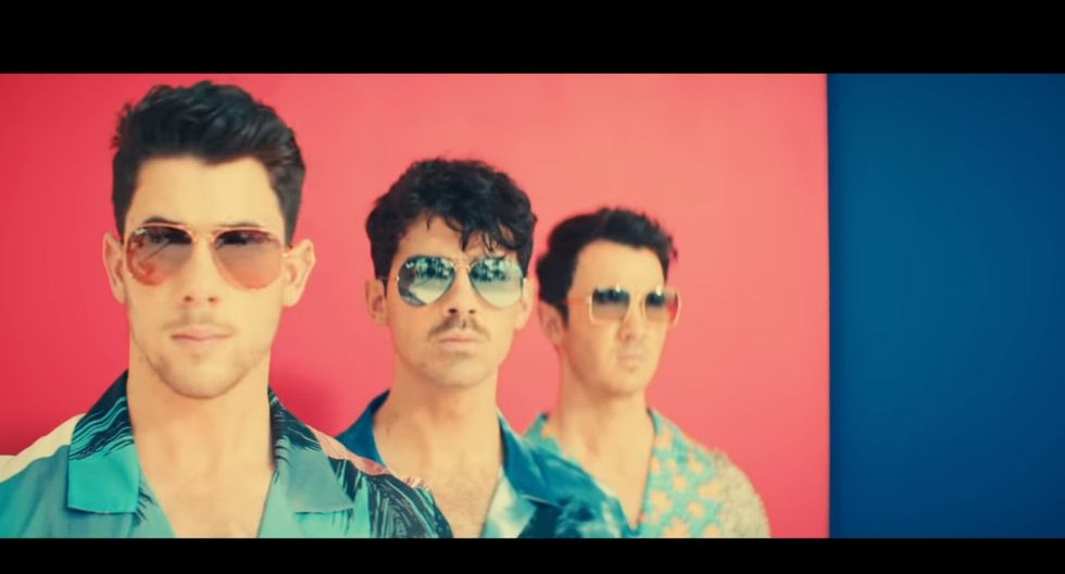 "Los Jonas Brothers se presentarán en ""Saturday Night Live""(Foto: Captura de pantalla)"