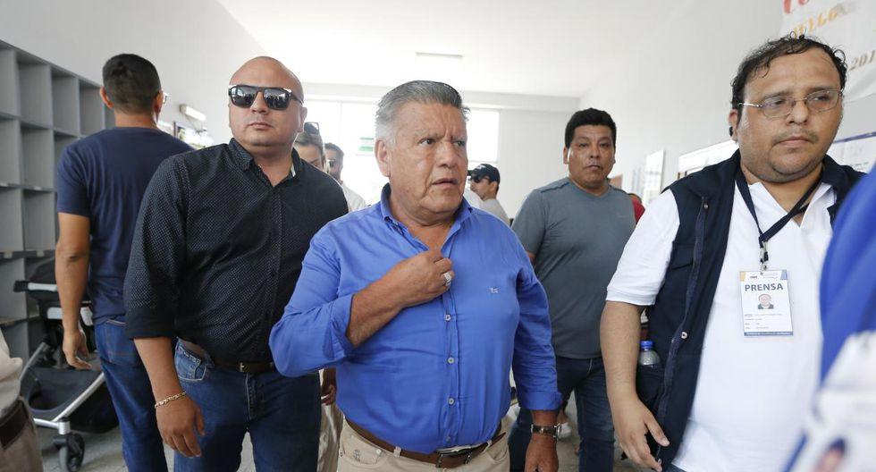 César Acuña resaltó la responsabilidad de elegir a los mejores representantes del Congreso de la República. (Foto: Francisco Neyra / GEC)