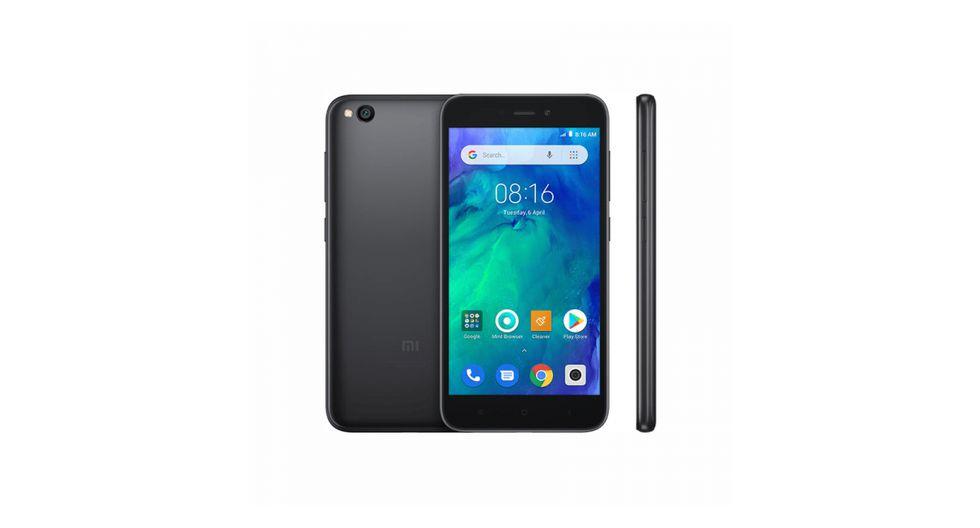 Xiaomi Redmi Go: El smartphone de menor precio de la firma. Se vende a S/ 285. (Foto: Xiaomi)