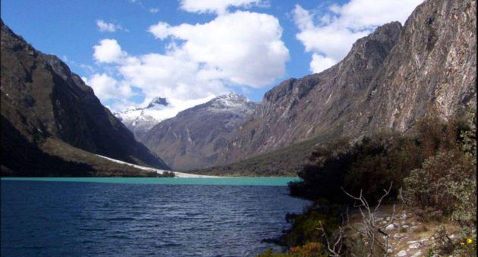 Las montañas en Huaraz tienen cada vez menos nieve. (Foto: Wikipedia)