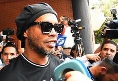 Un preso por homicidio y un ladrón vencieron a Ronaldinho en un 'partidillo'