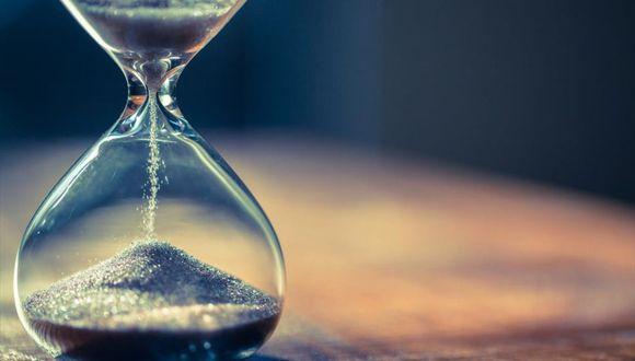 Tiempo escencial. (Foto: Shutterstock)