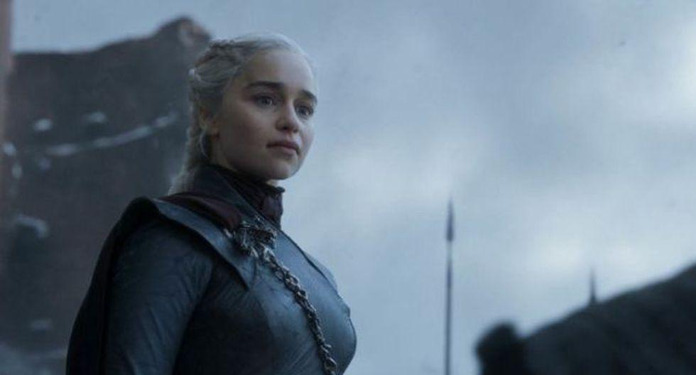 ¿Qué sucedió con Daenerys Targaryen al final de Game of Thrones? (Foto: HBO)