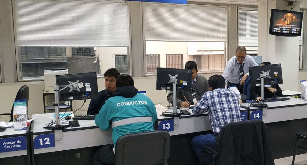 Las oficinas descentralizadas del SAT que estarán abiertas al público en horario regular son: Cercado de Lima, Miraflores, Santiago de Surco, Independencia y San Juan de Miraflores. (FOTO: MML)