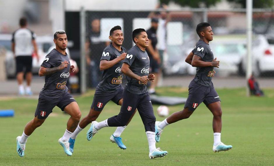 Perú y Brasil se enfrentarán este martes, desde 10:00 de la noche (hora peruana), en el Memorial Coliseum de Los Ángeles. (Foto: Fernando Sangama / GEC)