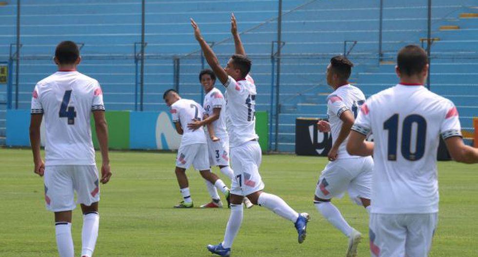 San Martín sumó 9 unidades en la tabla del Torneo de Promoción y Reservas tras vencer contundentemente a Carlos A. Mannucci. (Foto: Facebook @ClubUSMP)