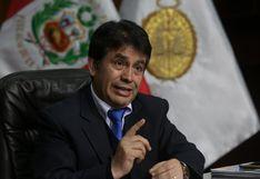 """Fiscal que pidió separar a Tomás Gálvez: """"No uses tu poder para defenestrar a su institución"""""""