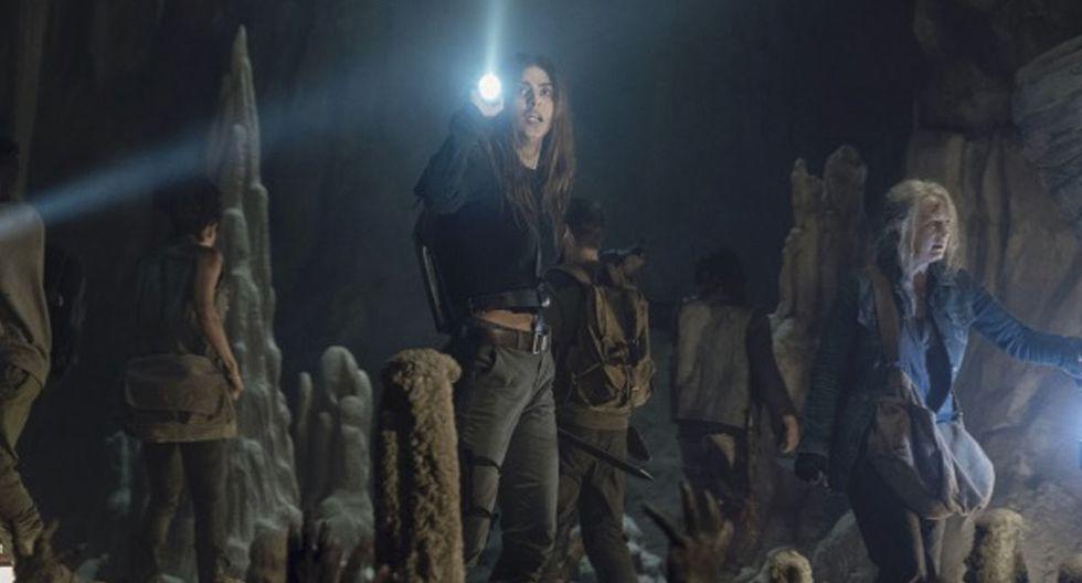 The Walking Dead 10x09: ¿qué pasó con Connie y Magna al regreso de la serie? (Foto: AMC)