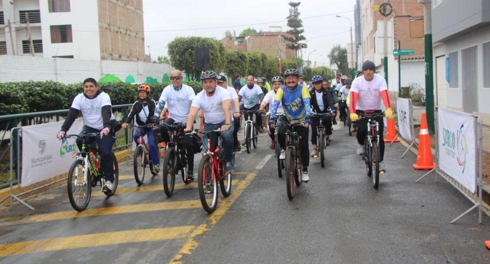 El proyecto tiene una extensión de 38 kilómetros y contempla 17 estaciones públicas para bicicleta. (Difusión)