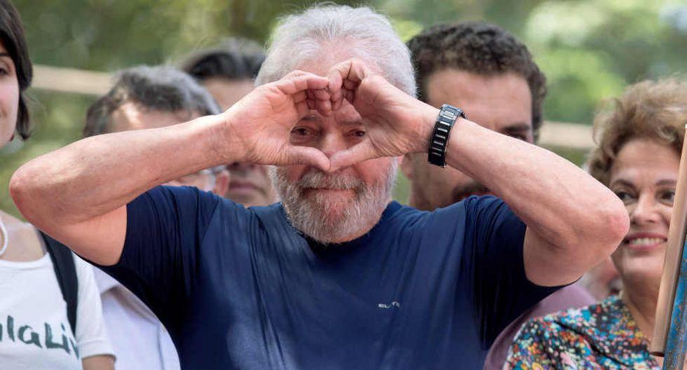 Según allegados citados por la prensa, Rosángela da Silva habría conocido a Lula durante su presidencia en Itaipú, donde ella trabajaba. (Foto: EFE)