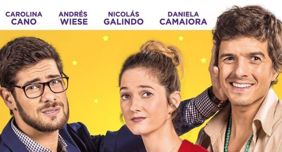 """""""Doblemente embarazada"""" llegará a los cines nacionales. (Foto: Difusión)"""