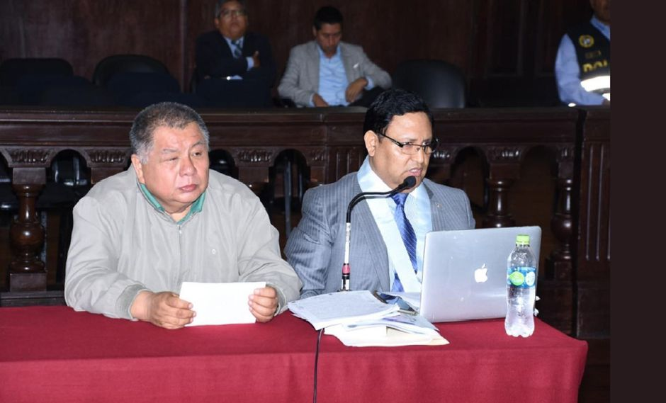 Poder Judicial acepta renuncia de juez involucrado en 'Los Cuellos Blancos del Puerto'