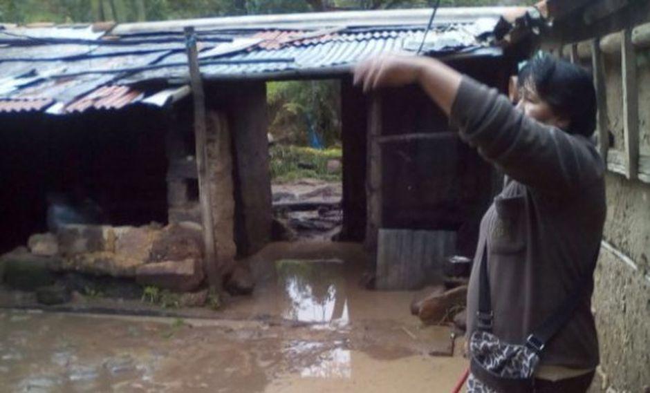 Senamhi prevé precipitaciones de moderada a fuerte intensidad en la sierra desde este sábado
