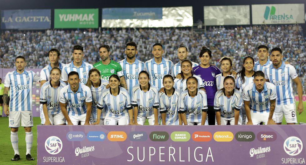 Atlético Tucumán figura en el séptimo puesto con 57, 16 millones de dólares. (Foto: AFP)