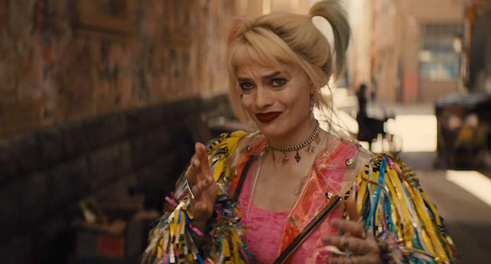 """""""Birds of Prey"""": la sinopsis de la cinta reafirma el rol protagónico de Harley Quinn. (Foto: Captura de YouTube)"""