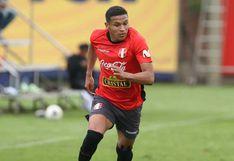 Fernando Pacheco aprobó exámenes médicos y Fluminense estudia liberarlo para el Preolímpico Sub 23